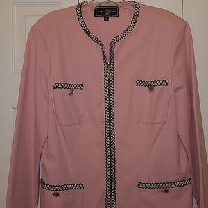 Pale pink ST.JOHN SPORT JACKET Size M